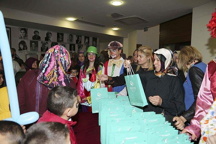 Beykoz'da çocuklar oldukça mutlu