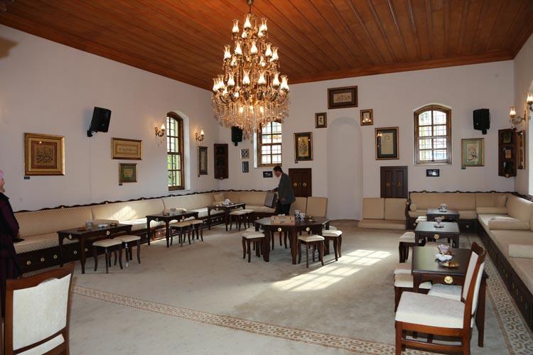 Beykoz Şeyh Ethem Sırrı Efendi Kültür Evi açıldı