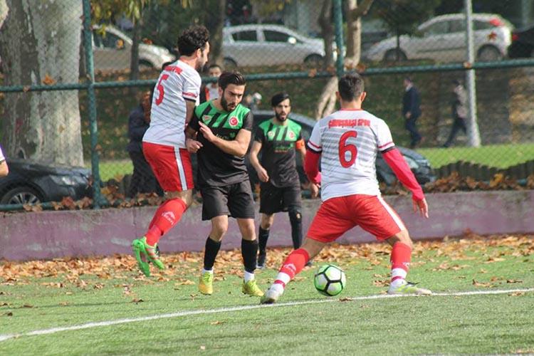 Beykoz amatörleri 2-3 Aralık 2017 maç programı