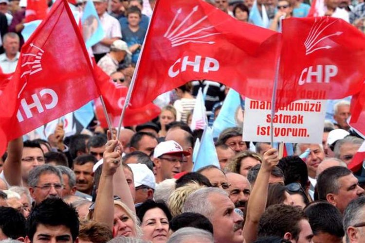 CHP Beykoz kongresi yeniden start aldı