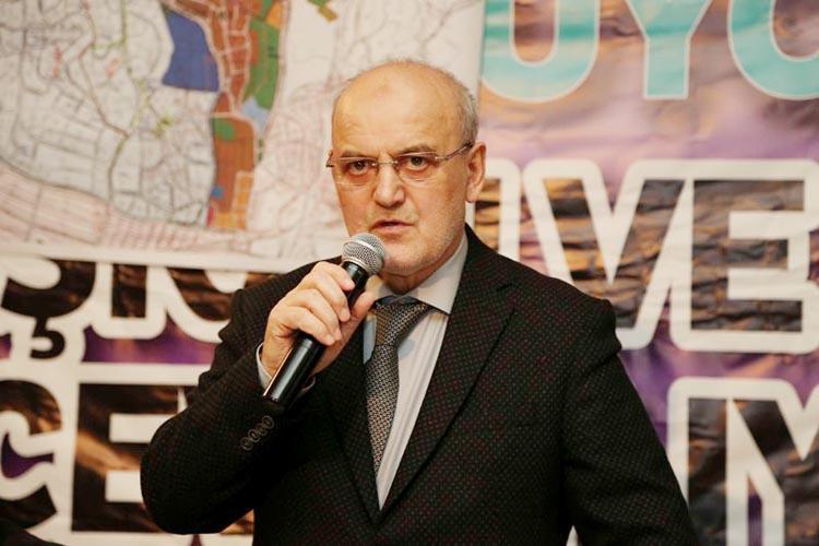 Beykoz Belediye Başkanı Yücel Çelikbilek'ten KUDÜS daveti...