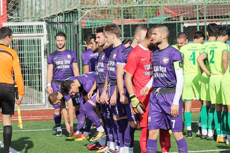İstanbul Mesudiyespor zorlu maça hazır