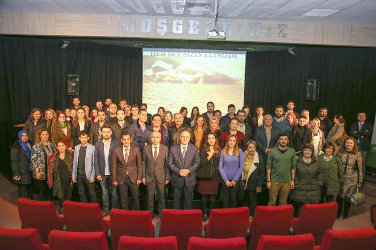Beykoz'da 9. Yeşil okul yılı başladı