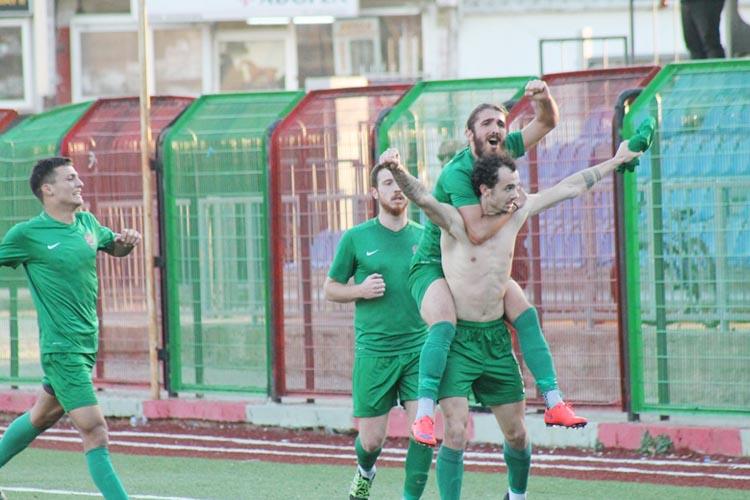 Paşabahçespor galibiyete alıştı: 2-0