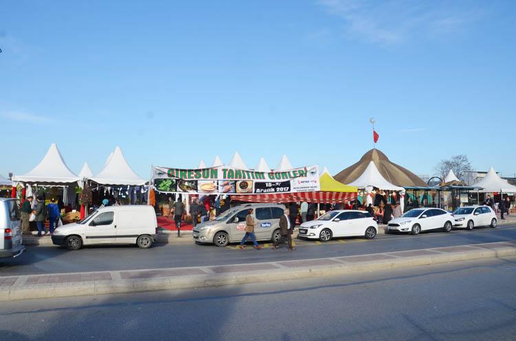 Giresunlulardan cağ kebaplı yöresel pazar