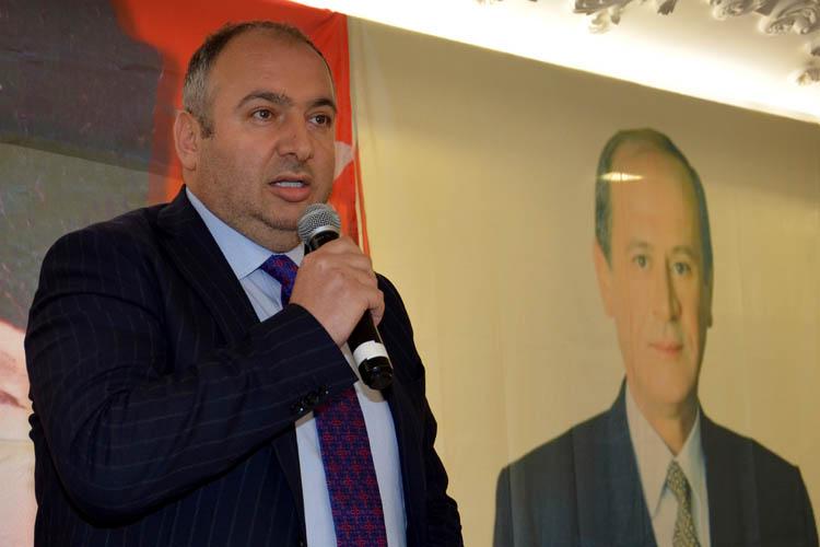 MHP İstanbul İl Başkanı, Beykoz'da muhtarlarla buluştu