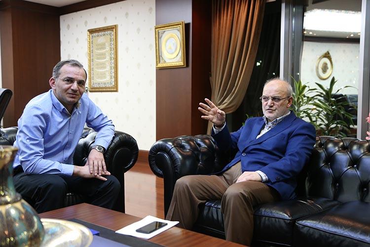 """Başkan Çelikbilek: """"AK Parti ve Beykoz için çalışıyorum"""""""