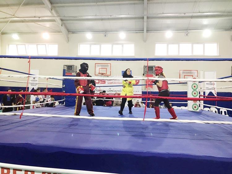 Beykoz'da Karma Dövüş Şampiyonası