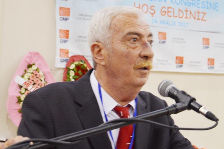 CHP Beykoz'da kongreyi Aydın Düzgün kazandı