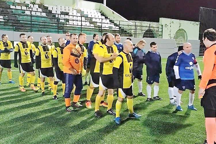 Beykoz'da veteranlar heyecanı sürüyor