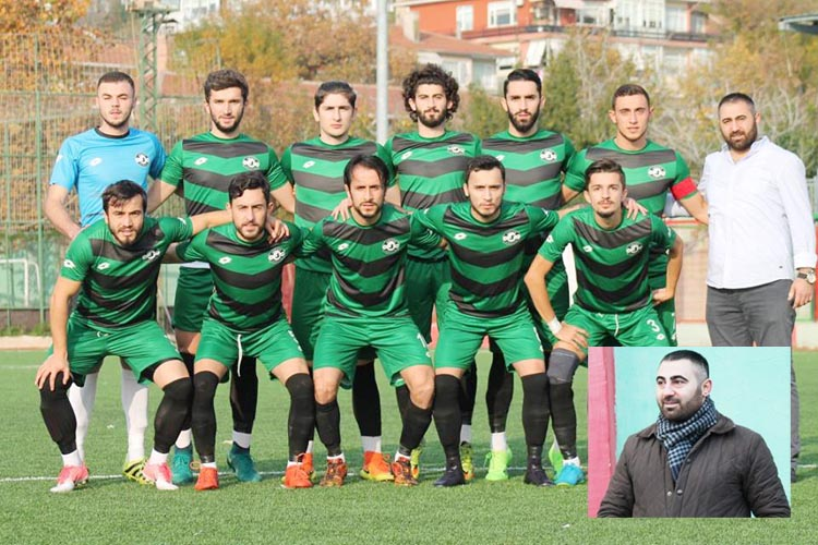 Soğuksuspor'da dört maçlık alarm verildi