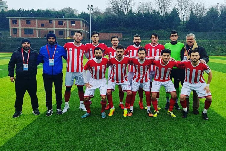 Kanlıcaspor, Üsküdar Anadolu maçına hazır