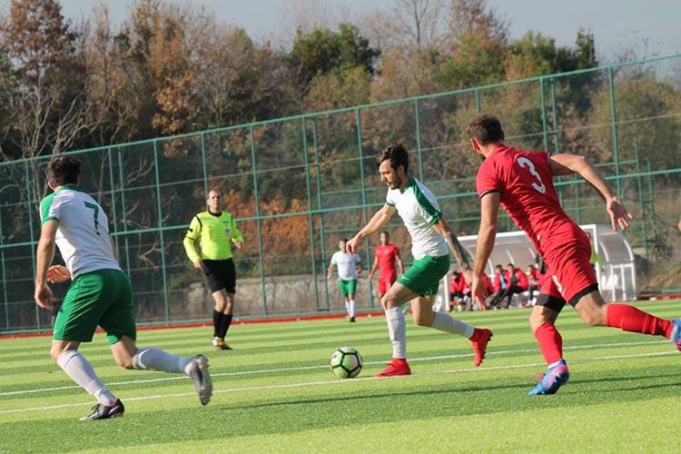 Kavacıkspor, Mahmutbey maçına kilitlendi