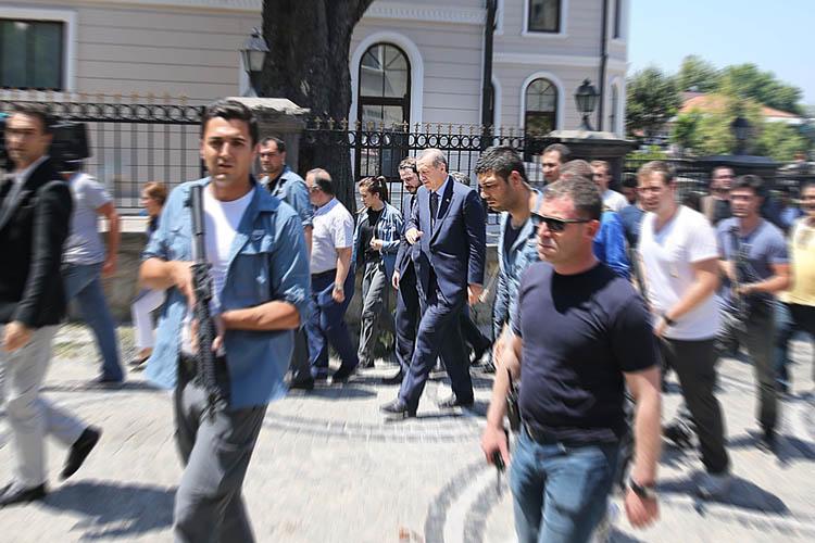 FSM davasına Erdoğan müdahil oldu