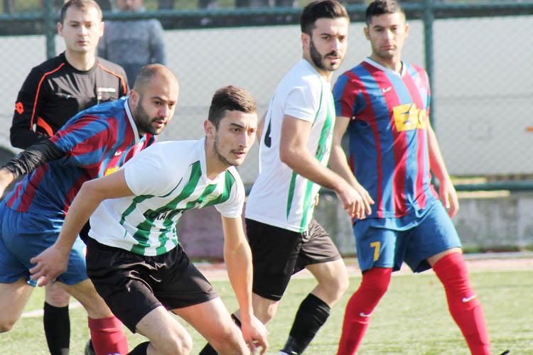 Tokatköyspor evinde üzüldü: 2-6