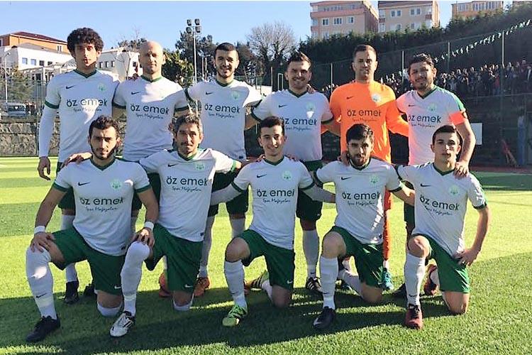 Kavacıkspor, SAL Klasman için avantaj yakaladı: 2-1