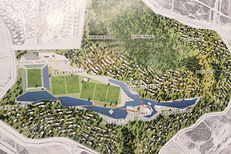 Beykoz Riva'da 3,8 milyarlık Eko-Köy projesi