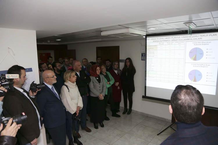 Beykoz'da I. Etap uygulama imar planları askıda