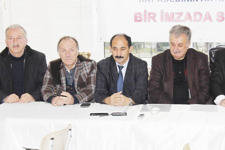 Beykoz'da SİT alanları için imza kampanyası