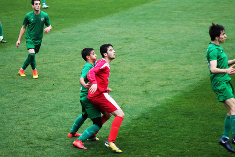 Paşabahçe, Gülsuyu'nu 6-1 ile geçti