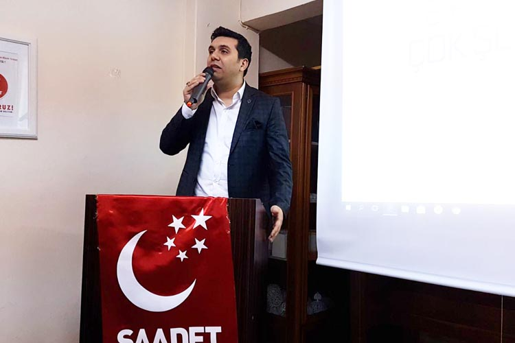 Beykoz'daki çığlığa Saadet Partisi de ses verdi