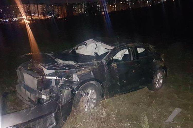 Polis Beykoz'da bu aracın sahibini arıyor
