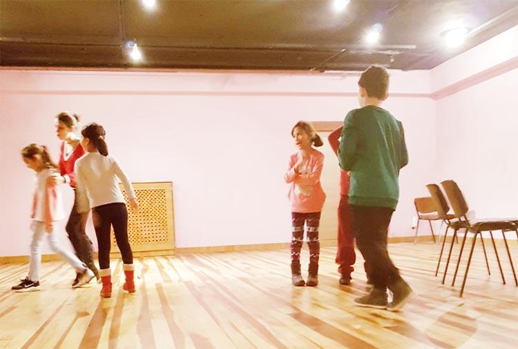 Beykoz Vakfı'nda Tiyatro Kursları başladı