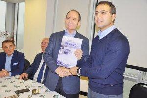 Akif Hamzaçebi Beykoz'da işi sıkı tutuyor