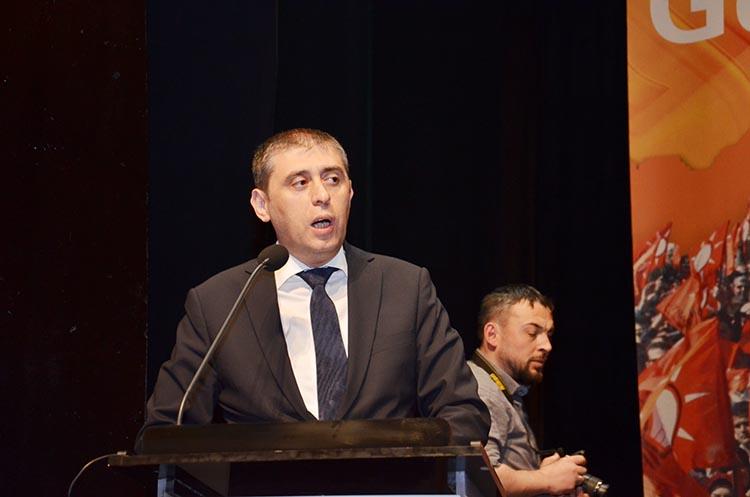 Beykoz İlçe Başkanı Mustafa Gürkan hakkında suç duyurusu