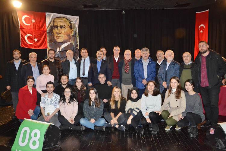 Mehmet Uzun, Beykoz'da yeniden Başkan oldu