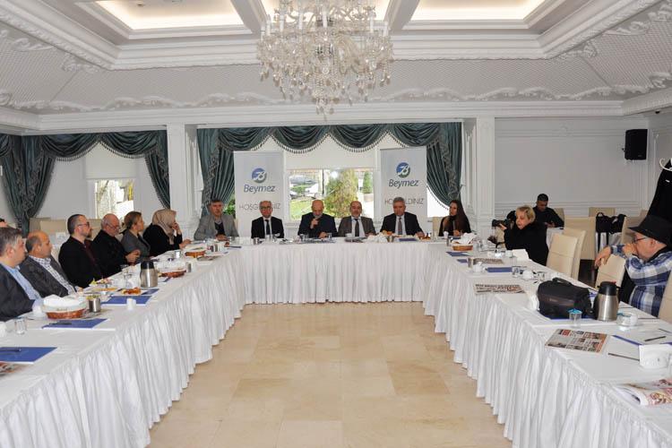 BEYMEZ, yerel yönetimler semineri verecek