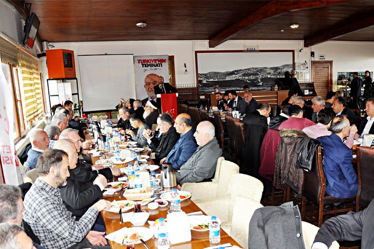 'Beykoz Belediyesi arsa ve para zengini'