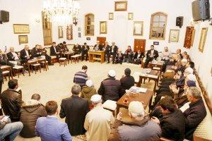 Afrin Şehitleri için Beykoz'da Mevlid-i Şerif okundu