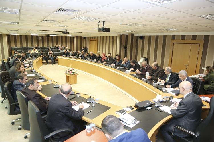 Beykoz Belediye Meclisi Şubat mesaisi başladı