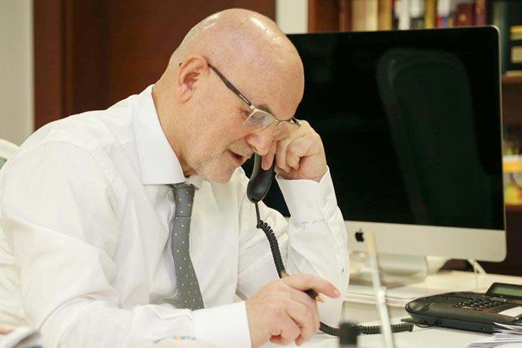 Beykoz Belediye Başkanı'nın ilk telefon mesaisi