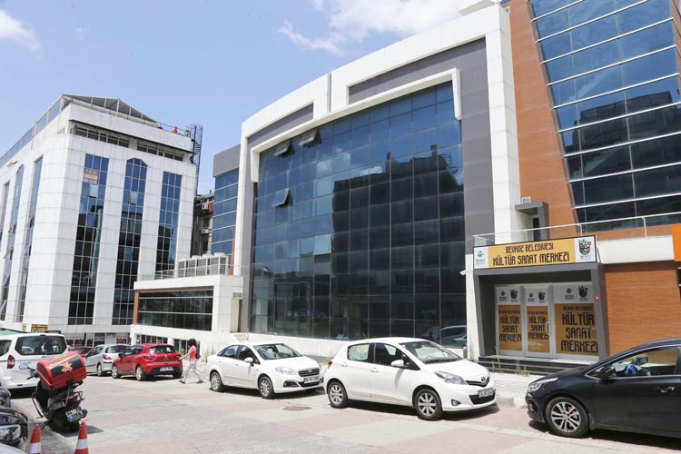 Beykoz Kavacık'ta Kültür ve Sanat Merkezi açılıyor
