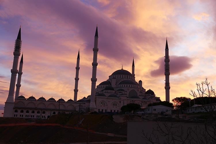 Recep Tayyip Erdoğan Külliyesi, Ramazan'da açılıyor