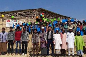 Gaye İnsan Derneği, Bangladeş'te medrese açtı