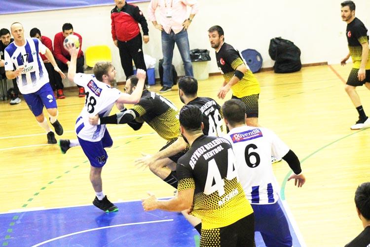 Beykoz Belediyespor haftayı galibiyetle kapattı