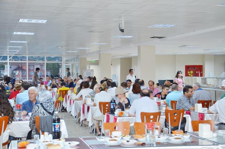 Beykoz'da kadro sınavına girecek sağlık çalışanları