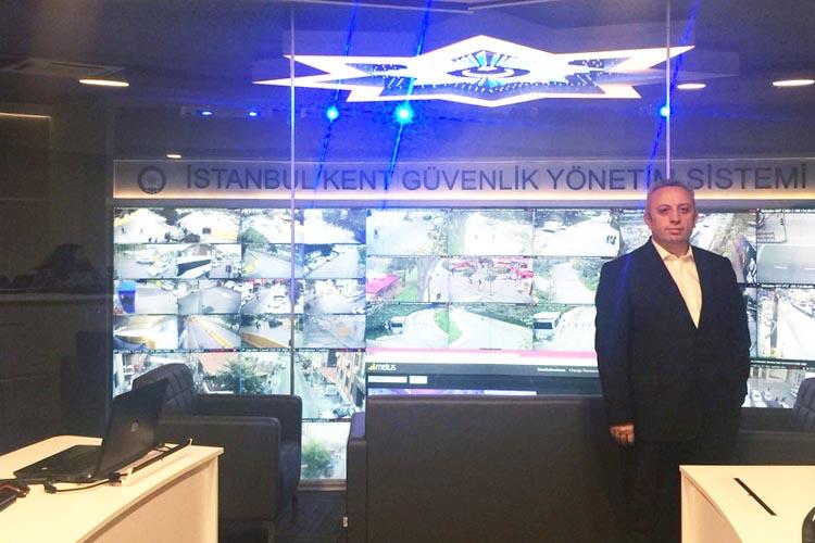 İstanbul Kent Güvenliği Sistemi Beykoz'a emanet