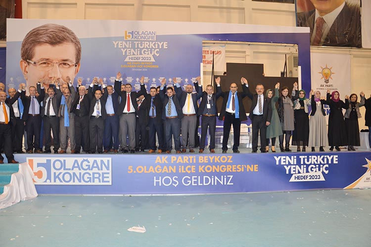 AK Parti Beykoz İlçe Başkanı ve Yönetim değişiyor