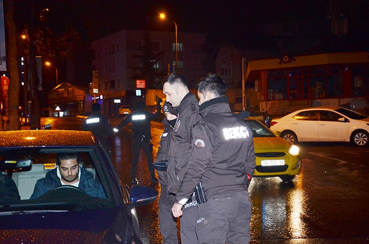 Gece Kartalları Beykoz'a nefes aldırmıyor