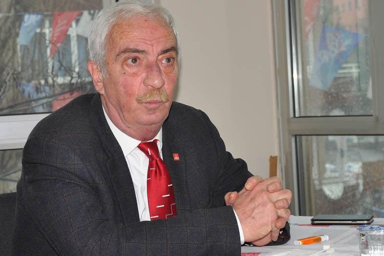 CHP Beykoz Yönetimi, yerel basınla buluştu