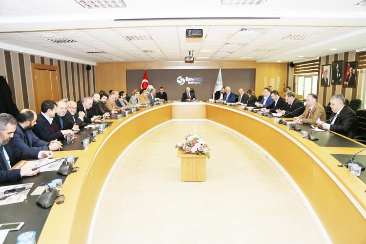 Beykoz Belediye Meclisi mart ayına gergin başladı