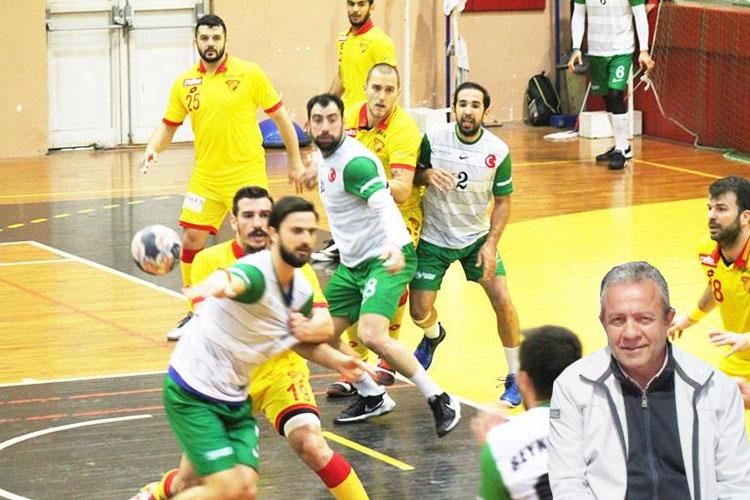 Beykoz Belediyespor zorlu maça hazırlanıyor