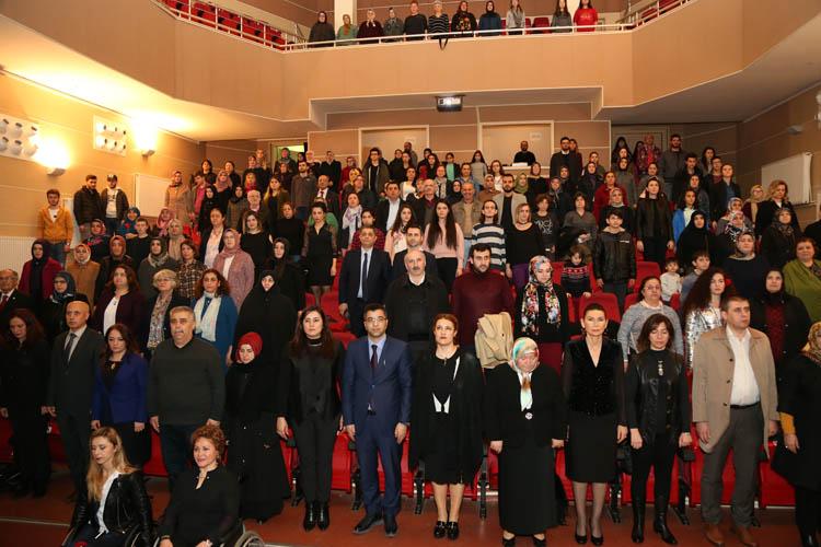Beykoz Kent Konseyi, Kadınlar Gününü kutladı