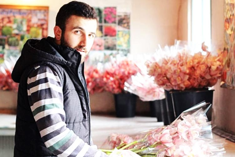 Hollanda'dan Beykoz'a gelen orkide serası