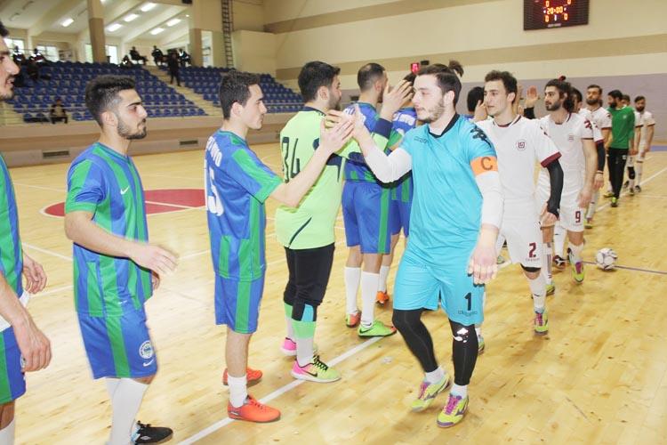 Beykoz Üniversitesi Futsal'da Şişli'ye fark attı