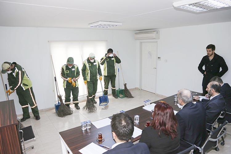 Beykoz Belediyesi'nde kadro sınavları başladı